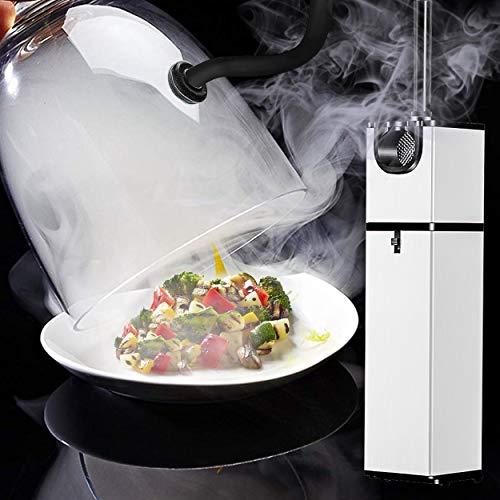Portable Smoke Infuser Handheld Cold Smoking Gun Mini Food Smoker for Meat, Cocktail, Drinks, BBQ & Cheese.