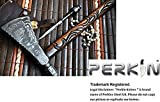 Cheap Perkin Knives – Custom Handmade Damascus Tomahawk – Hunting Knife – Work of Art