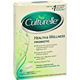 Culturelle Probiotic -- 30 Vegetarian Capsules