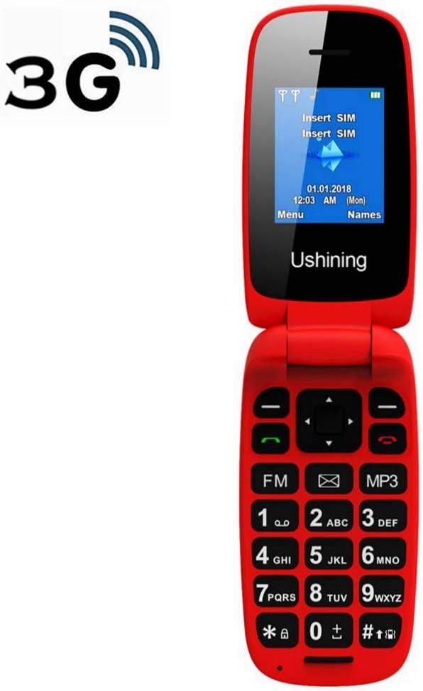 Amazon Com Ushining T Mobile Flip Phone 3g Big Icon Gsm Unlocked