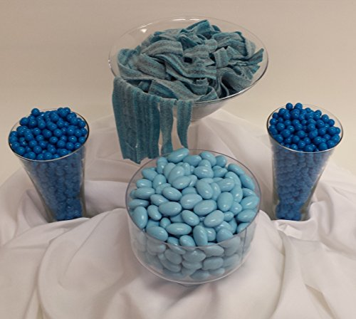 Candy Bar Candy Kit Serves 20 to 30 Guests Blue Candy Station