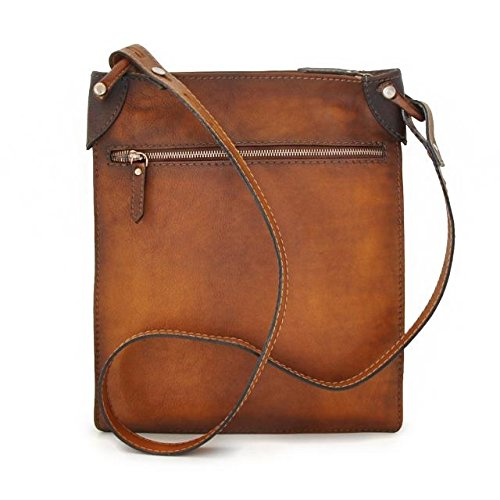 Pratesi Bakem Bag - BDB181 BRUCE Dark Brown