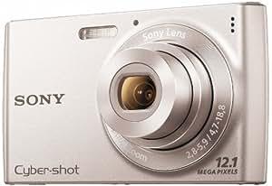 Sony DSC-W510 - Cámara Digital Compacta, 12.1 MP (2.7 pulgadas, 4x Zoom óptico) - Plata