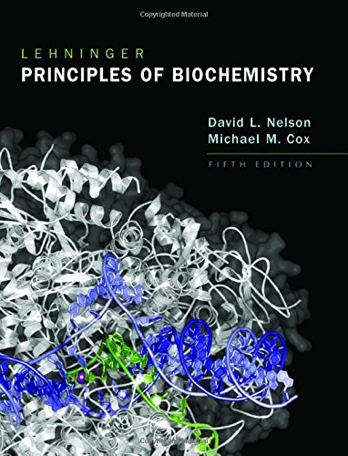 Lehninger Principles of Biochemistry by BIOCHEMISTRY TEXTBOOK