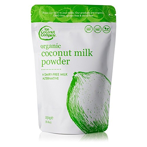 Organic Coconut Milk Powder 250g - Dairy-Free & Gluten-Free