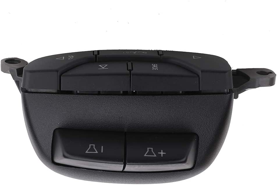 25851951 Steering Wheel Radio Bluetooth Audio Control Switch for GM 2009-2019 Buick Chevy models #25851951