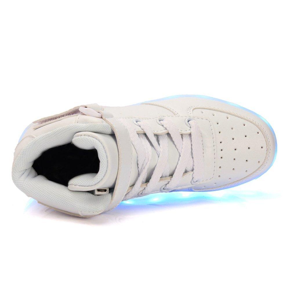 Kids led Light up Shoes Luminous Flashing Sneakers for Boys Girls.