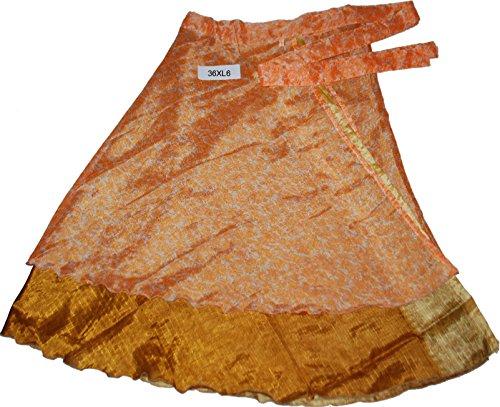 2 layer wrap dress instructions - 9