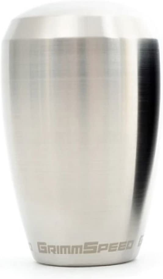 Grimm Speed 038006 Stainless Steel Shift Knob