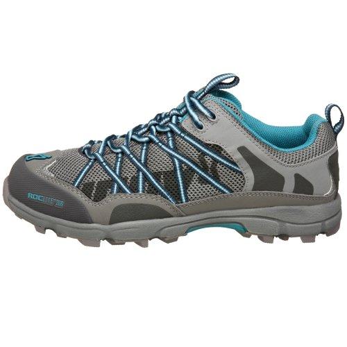 Inov-8 Unisex Roclite 268 Trail Hardloopschoen Grijs / Groenblauw