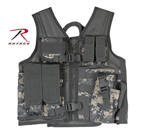 Rothco Kid's Tactical Cross Draw Vest, ACU