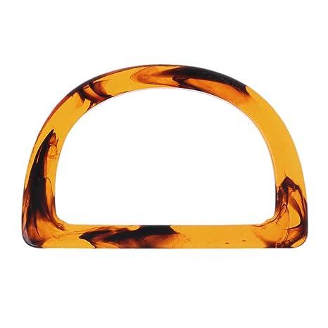 Eliky - Monedero de resina con asa para manualidades, diseño ...