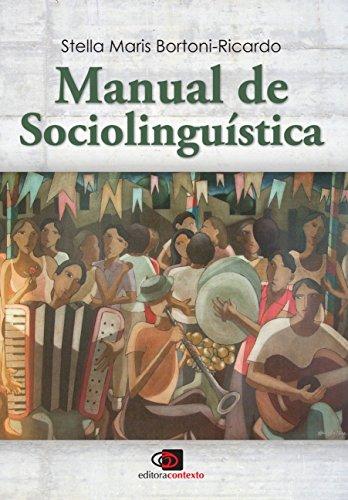 Manual de Sociolinguística