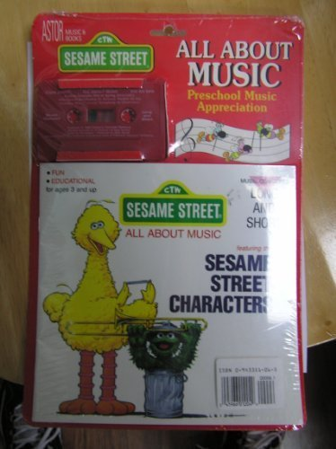 Sesame Street Characters: Long and Short (Sesame Street All About Music)