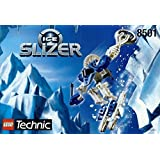 Lego Technic Throw Bots 8501 Ski
