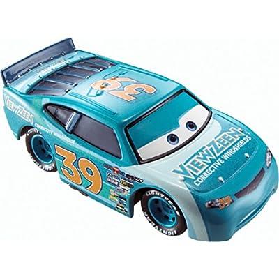 Disney/Pixar Cars #39 Ryan Shields (View Zeen)Diecast Vehicle: Toys & Games