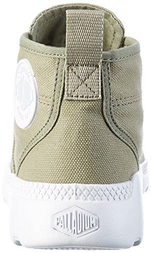 Palladio Unisex-erwachsene Pallaville Hi Deux Sneaker Beige (roccia Seneca / Bianco / Bianco)
