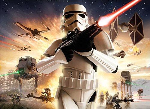 33x24 inch Star Wars Battlefront 2 Silk Poster Seda Cartel ...