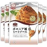 エム・シーシー食品 ボロニア風ミートソース 150g×5袋