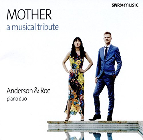 Mother - a musical tribute Anderson Cd