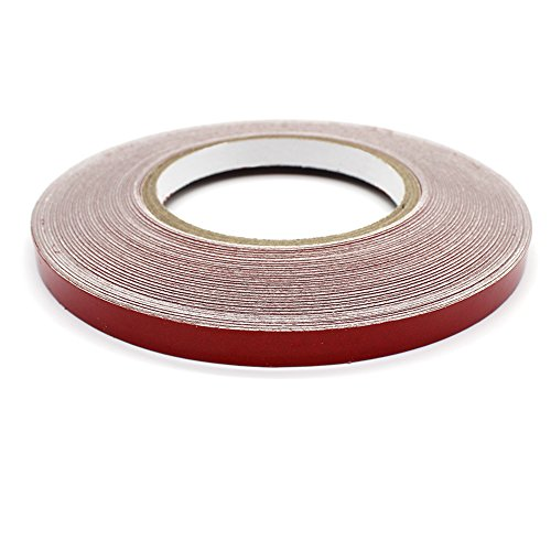 3m auto pin striping red - 1