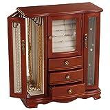 Mele & Co. Richmond Jewelry Box - 11W x 13H in.