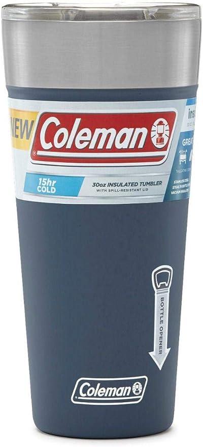 Copo Térmico De Cerveja Coleman 591 Ml Com Tampa Azul por Coleman