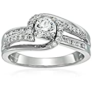 Amazon Deal of the Day: Up to 50% Off Engagement Rings and Wedding Bands