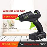 Cordless Glue Gun 60W 12V Rechargeable Electric