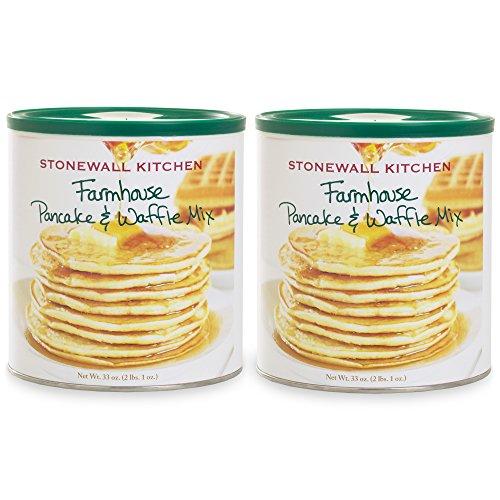 Stonewall Kitchen Farmhouse Pancake And Waffle Mix, 16