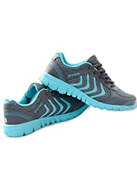 Fashion Brand Best Show Women's Mesh Breathable Light Weight Running Shoes (6 B(M) US, Dark Gray)