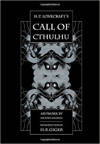 H P  Lovecraft's Call of Cthulhu: Michael Zigerlig