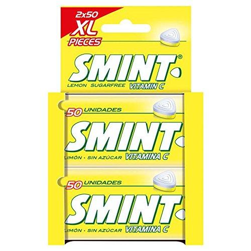 Amazon.com : Smint - XL Lemon, Duo pack | 2 x 35 grams/2 x 1.23 oz : Grocery & Gourmet Food