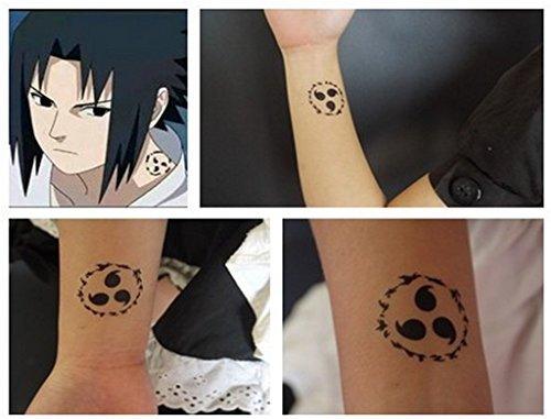 Uchiha Clan Naruto Tattoos