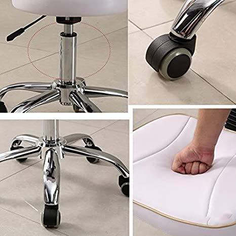 Salón de masaje Silla de oficina con respaldo de altura ajustable ...