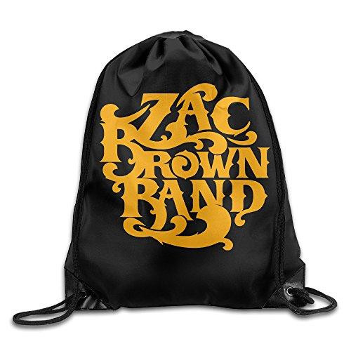 [MYKKI Zac Brown Band Logo Cool Rope Bag] (Good Halloween Costumes For College Guys)