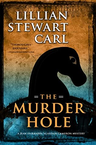 book cover of The Murder Hole