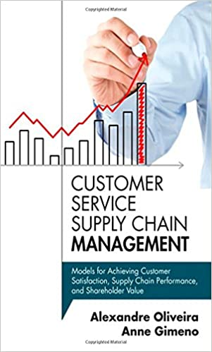 Customer Service Supply Chain Management Models For Achieving Satisfaction Performance And Shareholder Value FT Press Operations