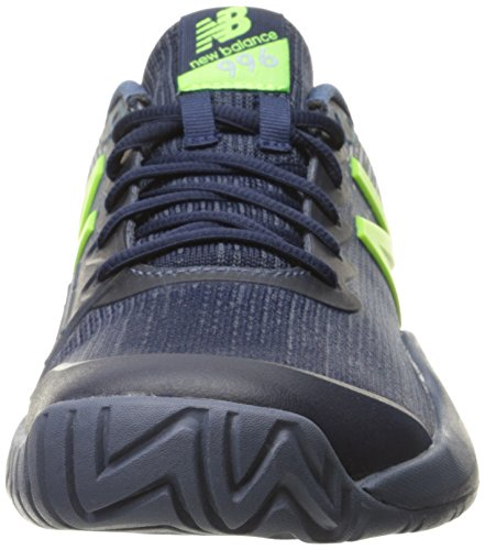 New Balance Men s 996 V3 tennis-shoes Pigment/Light Cyclone/Energy Lime
