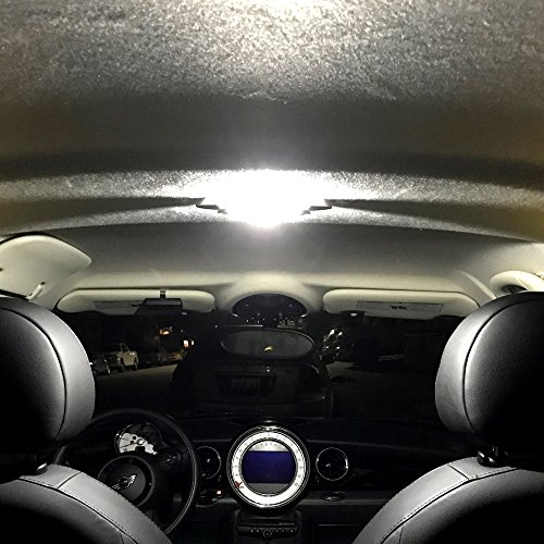 siriusled super bright 5730 chipset 6 smd led bulbs for car interior lights license plate dome. Black Bedroom Furniture Sets. Home Design Ideas
