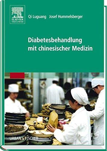Diabetesbehandlung mit chinesischer Medizin