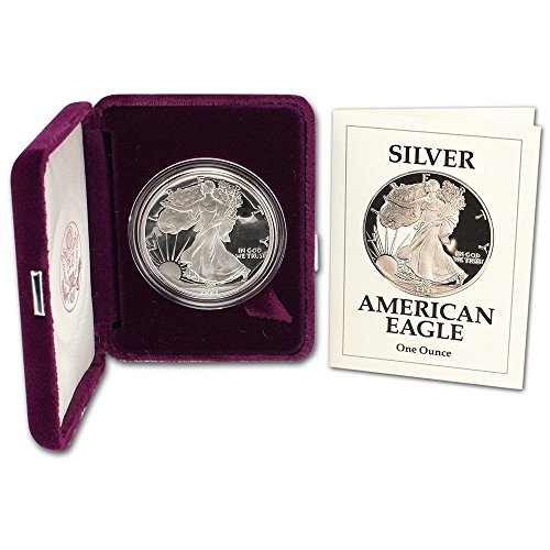Dollars 1995 Silver Proof - 4