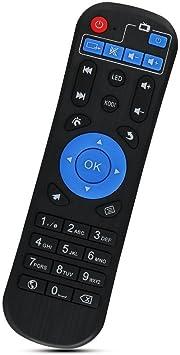 U2 C TV Box Mando a Distancia Controlador de Repuesto para Android Smart TV Box t95z Plus, t95 K Pro, t95 V Pro, t95u Pro: Amazon.es: Electrónica