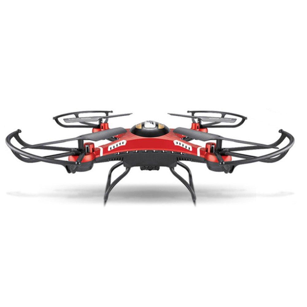 KYOKIM Fernbedienung Oder Handy App Steuerung Drohne 33  33  11 cm (L  B  H) UAV Aircraftt Synchrone Übertragung Luftaufnahmen Flug Entfernung 150 Meter