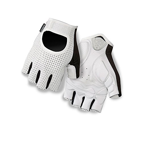 Giro Lx Cycling Gloves White Medium