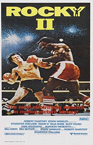 Rocky II (1979) Movie Poster 24x36