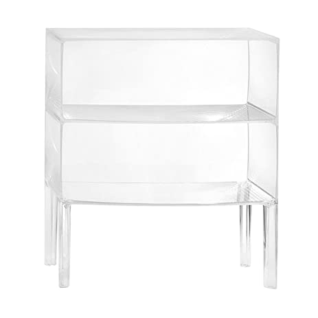 Amazon.com: Kartell Ghost Buster Commode by Philippe Starck with ...