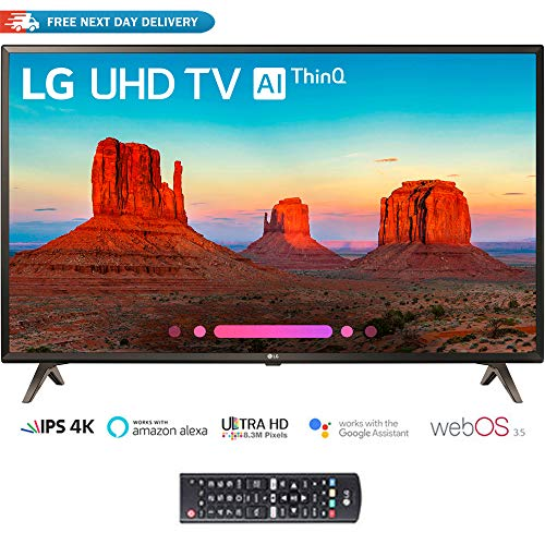 LG 49UK6300 (49UK6300PUE) 49' UK6300 Smart 4K...