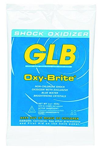 GLB 71414 1 lb Oxy-Brite Shock (Non-Chlorine)
