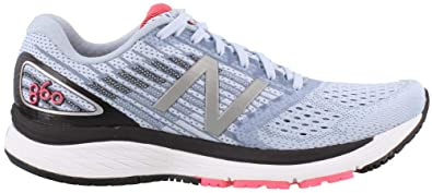 New Balance W860 V9 2A Damen Laufschuhe Ice Blue Gr. 40,5: Amazon.de ...